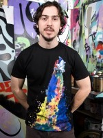 Space Needs Color T-Shirt