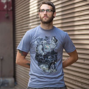 Twenty If by Giant Robot T-Shirt