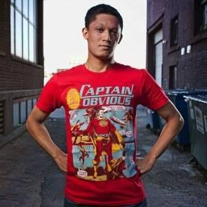 Captain Obvious! T-Shirt