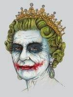 God Save the Villain! T-Shirt