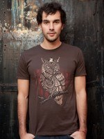 Mechanic-owl King T-Shirt