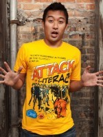 Attack of Literacy! T-Shirt