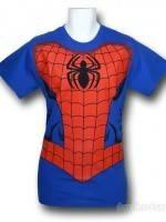 Spider-Man Costume T-Shirt