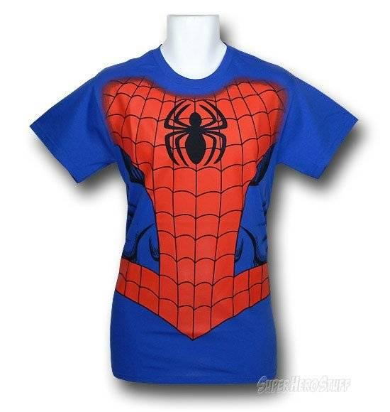 Spiderman Costume T-Shirt