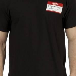 Name Badge Princess Bride T-Shirt