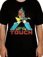 Got The Touch Transformers T-Shirt