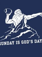 Sunday Is God's Day T-Shirt