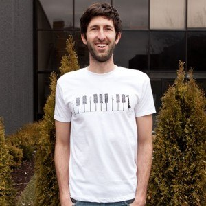 The Pianist T-Shirt