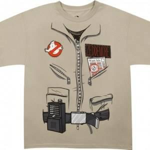 Winston Zeddemore Ghostbusters T-Shirt