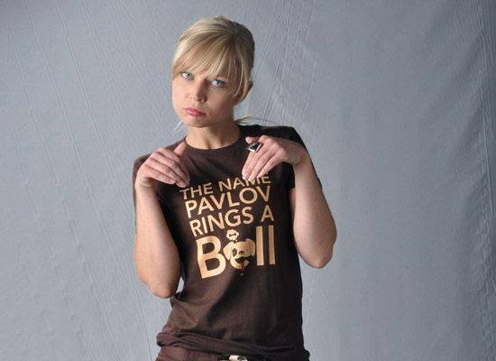 The Name Pavlov Rings A Bell T-Shirt - The Shirt List