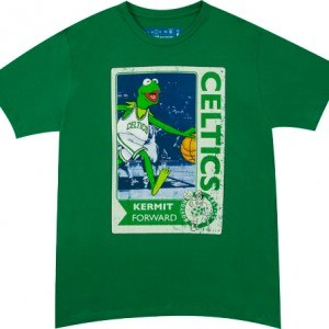 Boston Celtics Kermit T-Shirt