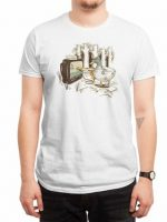 8-BIT Vendetta T-Shirt