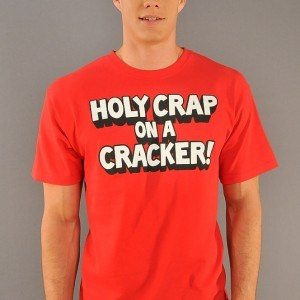 Big Bang Theory Cracker T-Shirt