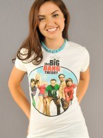 Big Bang Theory Group Baby T-Shirt