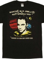 Big Bang Theory Revenge T-Shirt