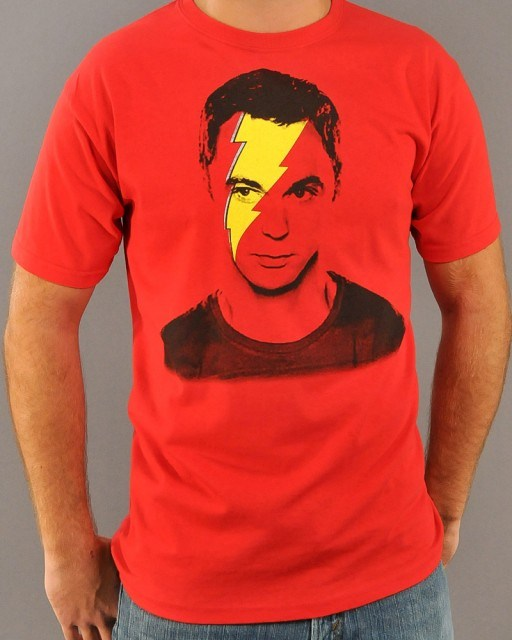 Big Bang Theory Sheldon T-Shirt