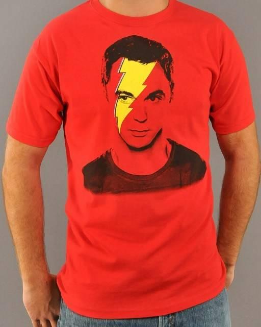 Big Bang Theory Sheldon t