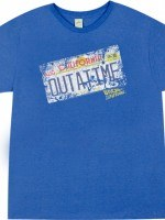 Outatime Back To The Future T-Shirt