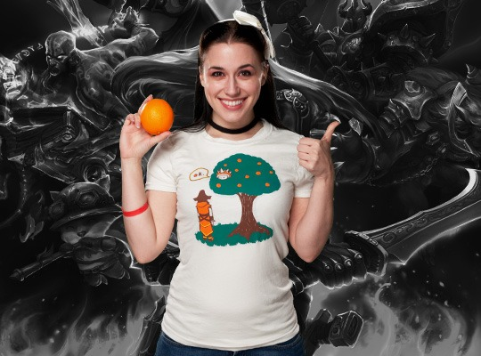 League of Legends Okay T-Shirt