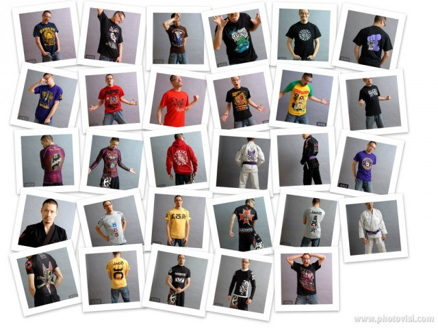 Seymour Yang T-Shirt Montage