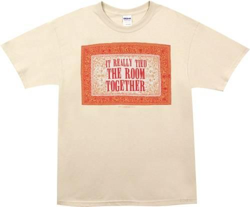 The Rug Big Lebowski T Shirt
