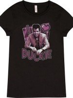 I Heart Duckie T-Shirt