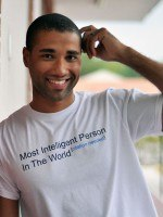 Most Intelligent Person in the World Citation Needed T-Shirt