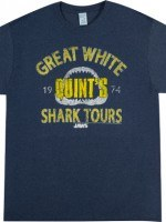 Quints Shark Tours T-Shirt