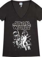 Star Wars V-Neck T-Shirt
