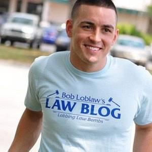 Bob Loblaw's Law Blog Arrested Development T-Shirt
