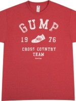 Cross Country Forrest Gump T-Shirt