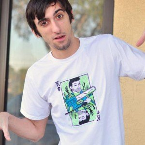 King Ash Evil Dead T-Shirt