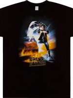 Michael J Fox Back To The Future T-Shirt