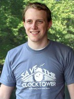Back to the Future Save The Clocktower T-Shirt