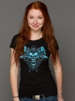World of Warcraft Death Knight Class Crest T-Shirt