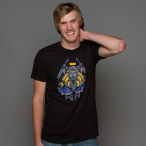 World of Warcraft Paladin Class Crest T-Shirt