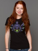 World of Warcraft Rogue Class Crest T-Shirt