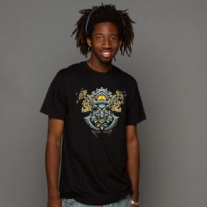 World of Warcraft Shaman Class Crest T-Shirt