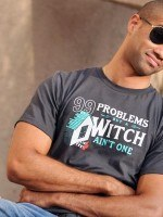 99 Problems But A Witch Ain't One T-Shirt