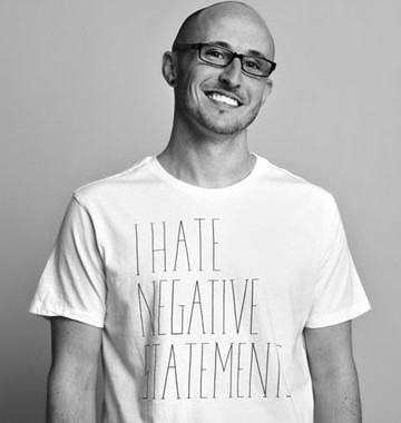 I hate negative statements T-Shirt at GAP