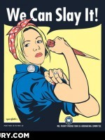 Buffy the Riveter