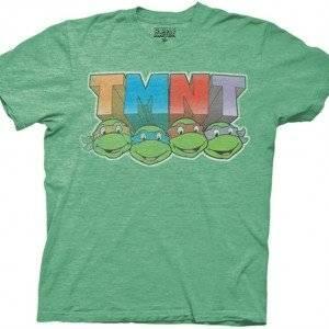 TMNT Faces T-Shirt