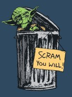 Yoda the Grouch