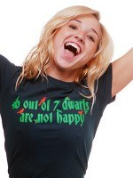 6 Out Of 7 Dwarfs T-Shirt