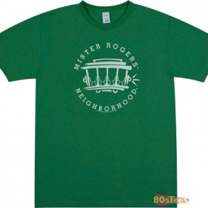 Neighborhood Trolley T-Shirt