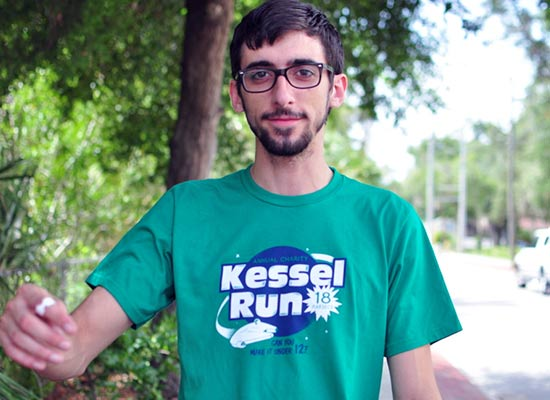 Star Wars Kessel Run T-Shirt