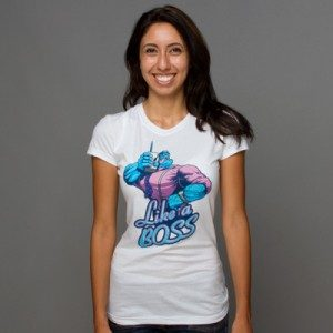 League of Legends Corporate Mundo T-Shirt