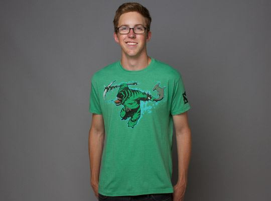 Dota 2 Tidehunter Shirt Dota 2 Tidehunter T-shirt