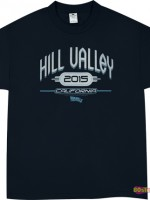 Hill Valley 2015 Back To The Future T-Shirt