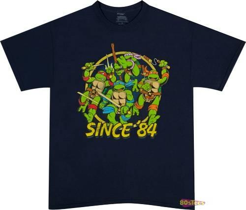 Ninja turtles attack t shirt the shirt list for Where can i buy ninja turtle shirts